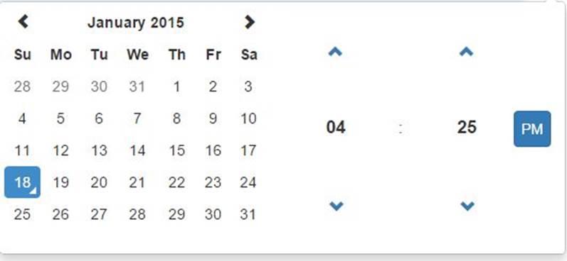 怎样设计一个更好用的日期选择器?